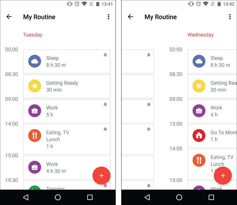 Version 2.6.1 - Switching back to horizontal screens