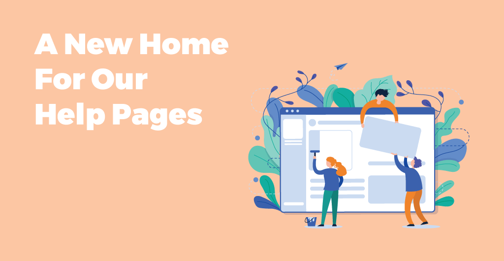 A New Home For Our Help Pages